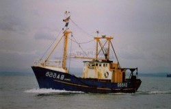 A fishing trawler called Eureka