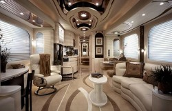 super luxury bus